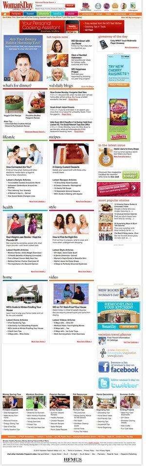WOMAN'SDAY美国中福在线官网
