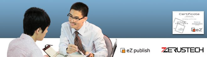 eZ Publish咨询服务